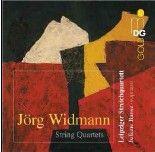Widmann - String Quartets Nos. 1-5
