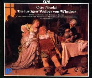 Nicolai, C O: Die lustigen Weiber von Windsor