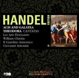 Handel Edition Volume 8 - Theodora, Acis and Galatea, etc.