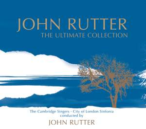 John Rutter - The Ultimate Collection Product Image