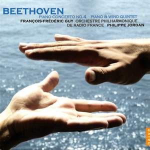 Beethoven - Piano Concerto No. 4 & Wind Quintet Product Image
