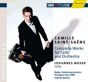 Saint-Saens - Complete Works for Cello & Orchestra