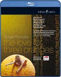 Prokofiev: The Love for Three Oranges
