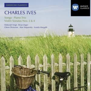 Ives - Piano Trio & Violin Sonatas Nos. 2 & 4