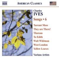 Ives - Songs Volume 6