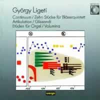 Ligeti: Continuum