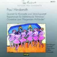 Hindemith: Clarinet Quintet