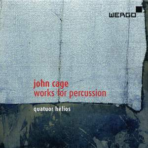 John Cage: Works for Percussion