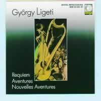 Ligeti - Requiem, Nouvelles Aventures