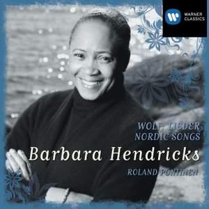 Barbara Hendricks – Wolf Lieder & Nordic Songs