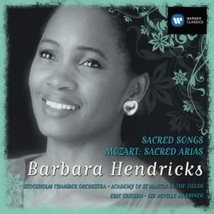 Barbara Hendricks – Sacred Songs & Mozart Sacred Arias