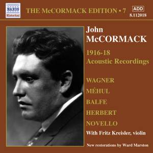 The McCormack Edition Volume 7