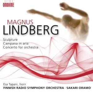Sakari Oramo conducts Magnus Lindberg