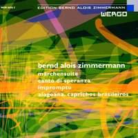 B A Zimmermann: Orchestral Works