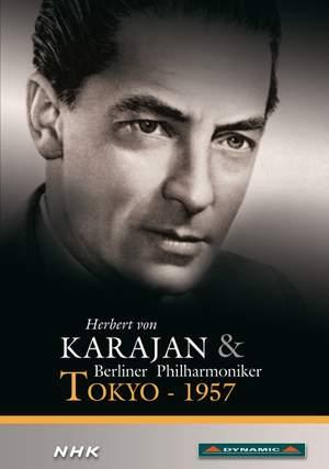 Herbert von Karajan & Berliner Philharmoniker Tokyo, 1957