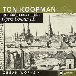 Buxtehude - Organ Works 4