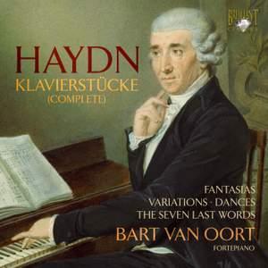Haydn: Klavierstucke
