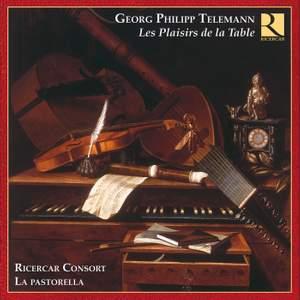 Telemann - Les Plaisirs de la Table Product Image