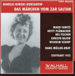 Rimsky Korsakov: The Tale of Tsar Saltan Product Image
