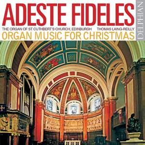 Adeste Fideles - Organ Music for Christmas Product Image