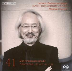Bach - Cantatas Volume 41 Product Image