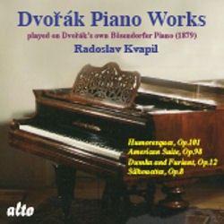 Dvorak - Piano Works