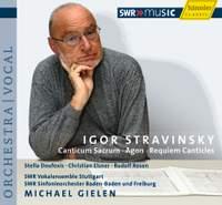 Late Stravinsky Masterworks