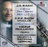 Raymond Leppard conducts Bach & Vivaldi