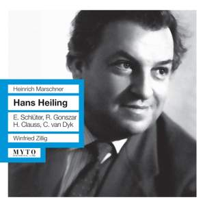 Marschner, H A: Hans Heiling Product Image