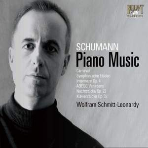 Schumann: Piano Works (Vol. 3) Product Image