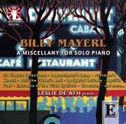 Billy Mayerl - A Miscellany For Solo Piano Volume 1