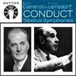 Basil Cameron & Erich Leinsdorf conduct Sibelius Symphonies