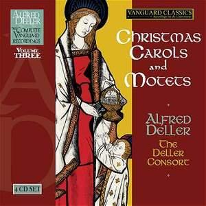 Christmas Carols & Motets
