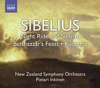 Sibelius: Night Ride and Sunrise