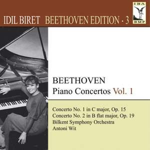 Idil Biret Beethoven Edition - Volume 3 Product Image