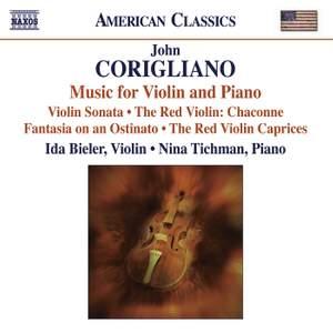 Corigliano - Music for Violin and Piano