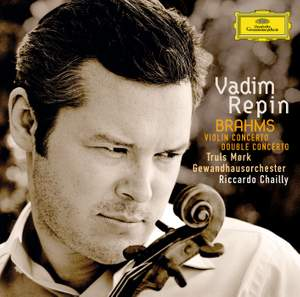 Brahms - Violin Concerto & Double Concerto Product Image