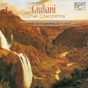 Giuliani: Guitar Concertos Nos. 1 & 3