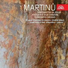 Martinu - La Jolla, Toccata & Concerto Grosso