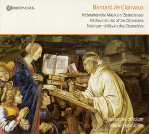 Bernard de Clairvaux - Medieval Music of The Cistercians Product Image