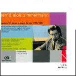 Zimmermann, B A: Requiem für einen jungen Dichter