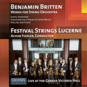 Britten - Simple Symphony