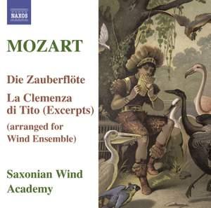 Mozart - Die Zauberflöte arr. for wind ensemble Product Image