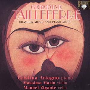 Tailleferre - Chamber Music and Piano Music