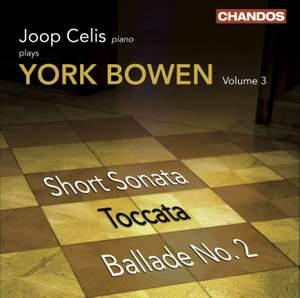York Bowen Piano Music Volume 3