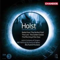 Holst: Orchestral Works Volume 1