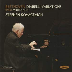 Stephen Kovacevich plays Beethoven's Diabelli Variations