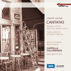 Haydn - Cantatas Product Image