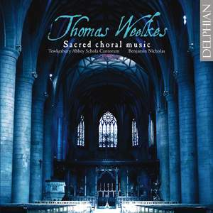 Weelkes - Sacred Choral Music Product Image