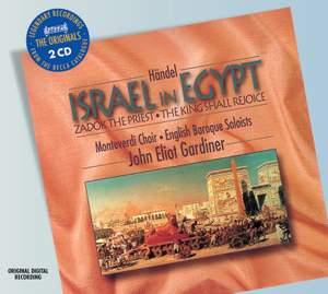 Handel - Israel in Egypt Product Image